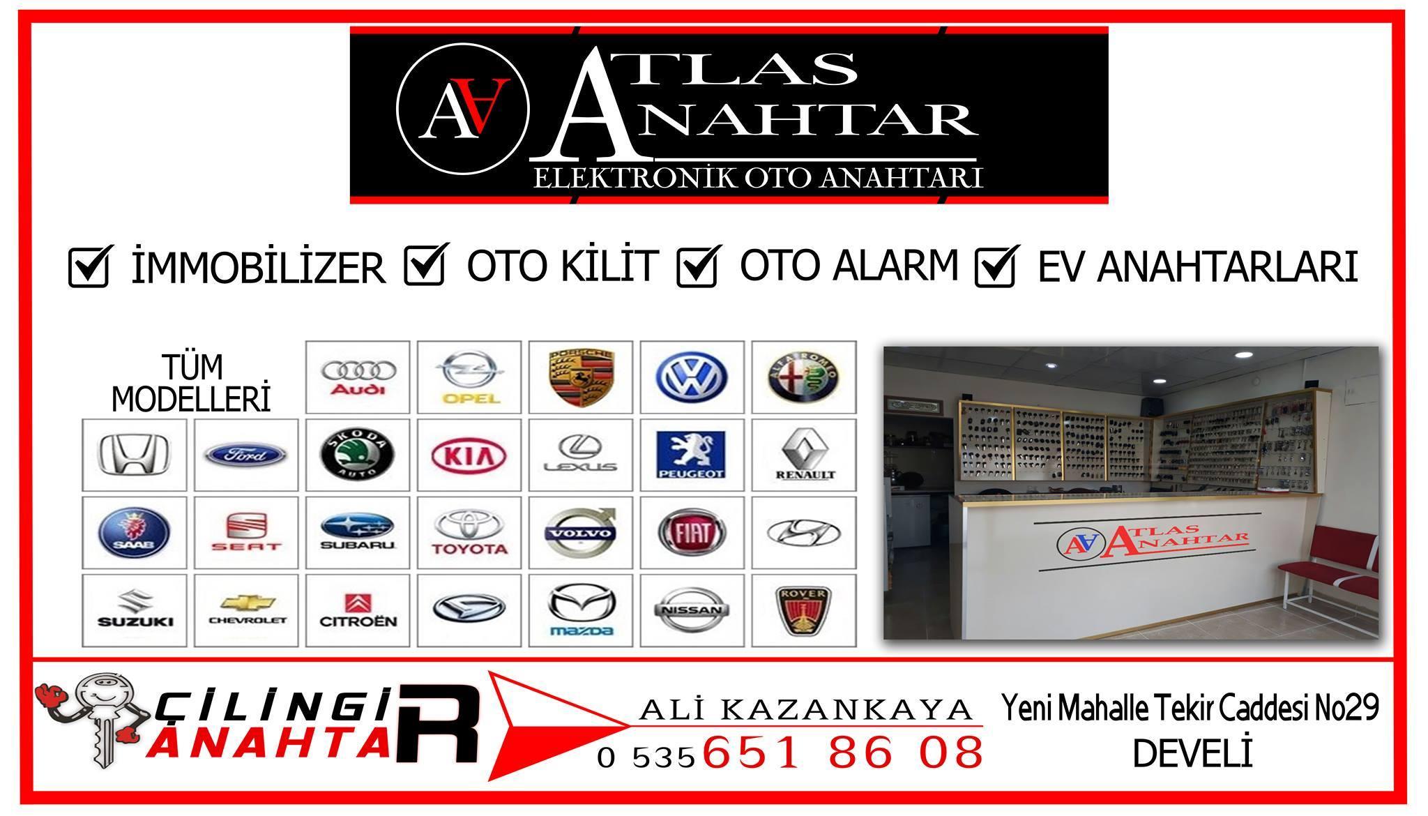 ATLAS ANAHTAR