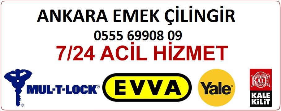 Ankara Çilingir Hizmetleri